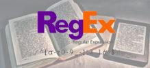 RegEx per pulire gli ebook