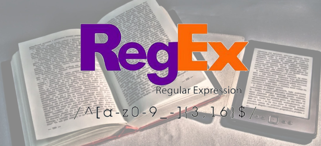 regex ebook