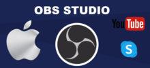OBS studio per macOs, come lo configuro