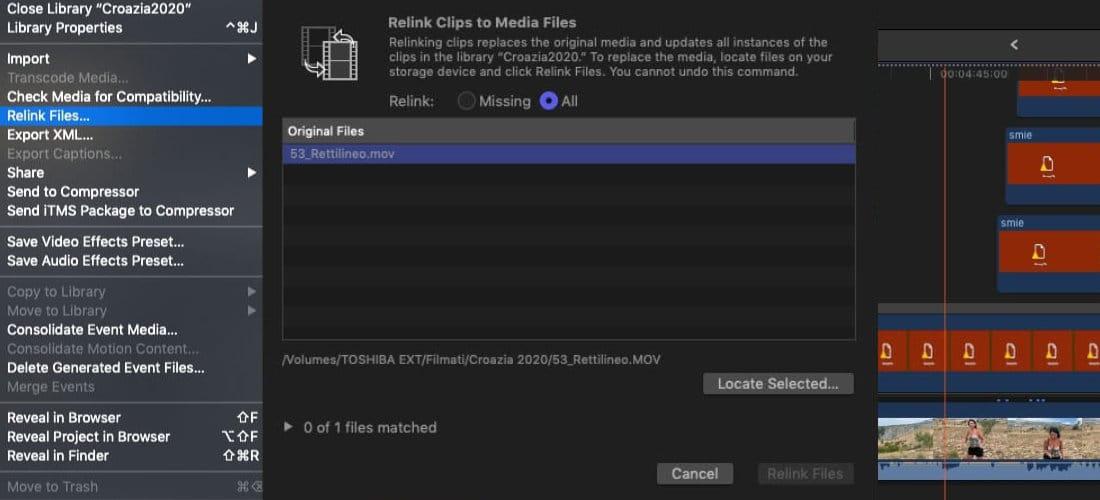 Relink File Persi